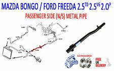 MAZDA BONGO 1995 - 2006 GENUINE MAZDA METAL COOLANT PIPE  FREE NEXT DAY DELIVERY
