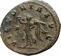 Gallienus Valerian I son Antioch mint  Ancient  RARE Roman Coin Victory i46803