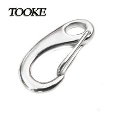 """Scuba Diving Stainless steel egg Quick Link Carabiner Snap Hook Clip 2"""""""