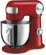 Cuisinart Precision Master 5.5-Quart Stand Mixer, Red