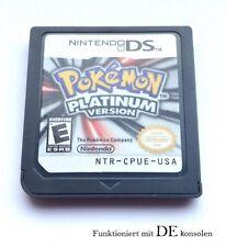 Pokémon: Platin Platinum Pokemon Spiel für Nintendo DS,DS Lite,DSi,DSi XL,3DS