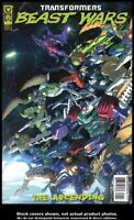 Transformers: Beast Wars: The Ascending #1 Variant B VF/NM