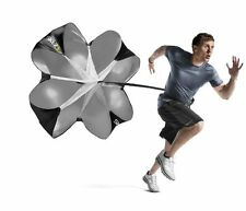 SKLZ Speed Resistance Training Parachute Stamina Strength Acceleration Carry Bag