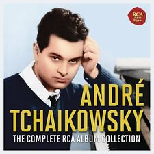 ANDRÉ TCHAIKOWSKY - THE COMPLETE RCA ALBUM COLLECTION  4 CD NEU