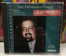 Joey DeFrancesco Concert CD