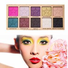 Jeffree 5 Star Skin Frost Highlighter Bronzers Makeup & Eyeshadow Pallete Newest