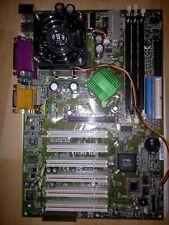MSI K7T Pro socket A + AMD Duron 700MHZ Universal AGP VINTAGE