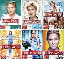 Nurse Jackie : COMPLETE Season 1 - 6 : NEW DVD