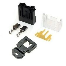 Genuine MTA Maxi Fuse Holder and Fixing Base for 8-10mm cable. Camper, Car Auto