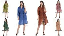 5 PC LOT Vintage Silk Fabric Women robe Silk Bride Robes Bridesmaid kimono robe