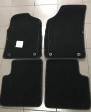 Fiat 500 Carpet Mats Black 71803950