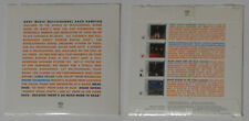 James Taylor, Miles Davis, Roger Waters super audio U.S. promo cd sealed card