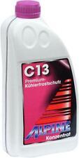 [4,60€/L] ALPINE KÜHLERFROSTSCHUTZ C13 KONZENTRAT VIOLETT 1,5L Antifreeze G12+