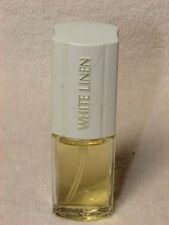 VTG Estee Lauder WHITE LINEN PARFUM ~.18 Oz Purse Spray PERFUME FULL