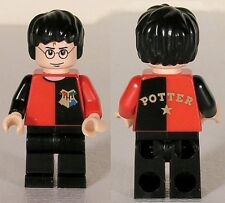 LEGO - HARRY POTTER - Harry Potter, Tournament Uniform Paneled Shirt - MINI FIG