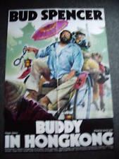 Filmplakat-Kinoplakat-Buddy in Hong Kong-Bud Spencer