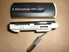 USB 2.0 Lecteur Carte mémoire SD, MMC, RS-MMC, MINI SD