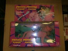 Vintage She Ra MOTU CLAWDEEN Boxed 1986 Mattel