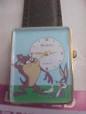 Bugs Bunny Tasmanian Devil Limited Edition TAZ Watch Armitron Looney Tunes NEW