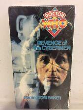 Doctor Who - Revenge of the Cybermen (VHS, 2000)