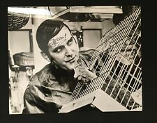 More details for john cleese signed 10 x 8, monty python autograph