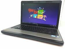 "HP 630 Notebook Intel i3 2.10GHz - 4GB - 160GB - Windows10 Pro - HD 15.6"" Laptop"