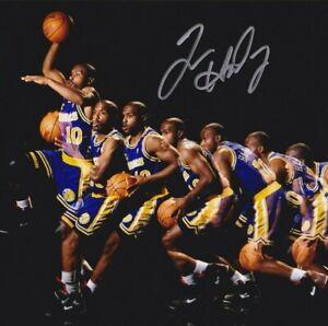 Tim Hardaway Autographed Signed 8x10 Photo ( Warriors ) REPRINT