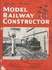 MODEL RAILWAY CONSTRUCTOR MAGAZINE - JUNE 1956