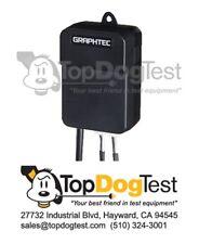 New Graphtec GS-DPA-AC AC Current Sensor Input Adapter Module, 2 sensor input