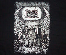 Napalm Death - Scum shirt / New / XL (Black) Grindcore Death Metal