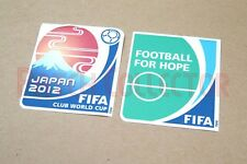 Club World Cup Japan 2012 Sleeve Soccer Patch / Badge