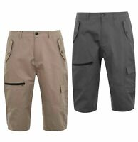 Mens Pierre Cardin Casual Stylish Three Quarter Cargo Shorts Sizes from S to XXL