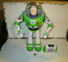 Toy Story 3 -  Buzz Lightyear Ultimate Programmable Robot by Thinkway - Rare