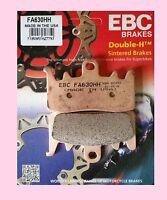 EBC FA630HH Pastillas de Freno Sinterizadas Delanteras para Ducati 803