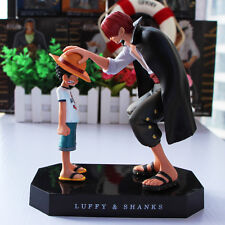 One Piece Anime A Prize Memories Luffy Red Shanks shankusu Action Figure Toy Set