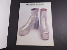* Hits of the Seventies-piano /vocal /chords -Songbook-