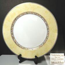 Heinrich, Villeroy & Boch VILLA CANNES Dinner Plate(s)  Mint !
