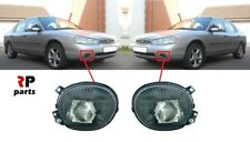 FOR FORD MONDEO MK2 1998-2000 NEW FRONT BUMPER FOGLIGHT LAMP PAIR SET