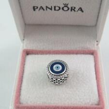 Pandora Evil Eye Button Charm (S925 ALE)
