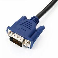 Brand New, Super  SVGA,  VGA Monitor  Cable (Male to Male)