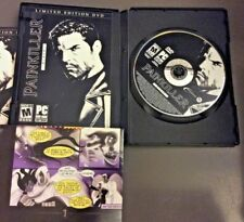 Painkiller Black Limited Edition DVD PC Game 2005 w/ Comic & Key