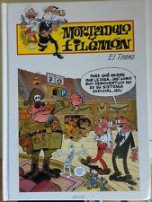 El Tirano. Mortadelo y Filemon. Comic