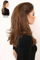 LullaBellz Textured Flicky Crown Volume Boost Hair Piece