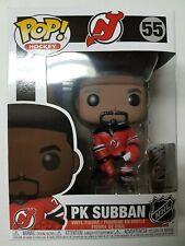 Funko Pop NHL #55 PK Subban Figure Brand New