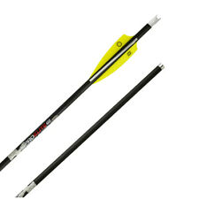 "TenPoint Crossbow Bolts Pro Elite 400 Carbon Arrows 20"" w/Alpha-Nocks 6pk #01380"
