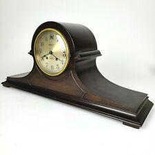 New ListingAntique Chelsea Ships Bell Tambour Clock c1920 Babro Model No. 30 Free Shipping