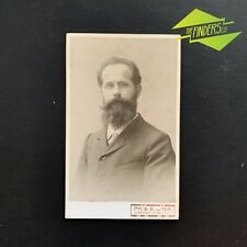 c.1900 PH. & E. LINK ZURICH CDV PHOTOGRAPH 1906 MILANO GRAND PRIX