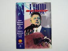 Loop Scoop Magazine Spring 1993 WLUP 97.9 The Loop Radio Station Disc Jockey DJ