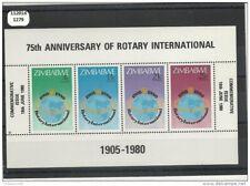 112014/1279 - ZIMBABWE 1980 - YT BF N° 1 ** (MNH) LUXE