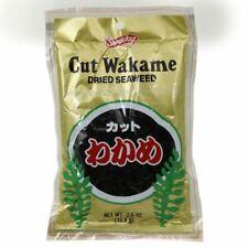 Shirakiku FUERU WAKAME DRIED SEAWEED 2.5oz Cut Wakame
